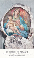 Santino Ss.vergine Dei Miracoli - Devotion Images
