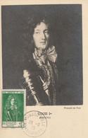 Carte Maximum -   Louis 1er  -   1662-1701 - Cartoline Maximum
