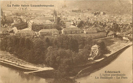 Luxembourg - Echternach -  L' Eglise Paroisiale - La Basilique - Le Parc - Echternach