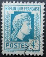 FRANCE N°643 Oblitéré - Gebraucht