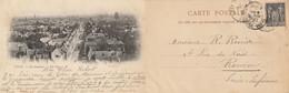 CPA   De  LILLE (59) -VUE GENERALE   - CARTE PRECURSEUR - 1900 - Lille