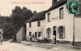 FAMECHON - Rue De Bergicourt - Café GOUDINOUX - Altri Comuni