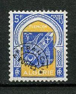 ALGERIE 1947 Préo. N° 19 * Neuf MH Trace D' Adhérence Album TB C 4,50 € Armoiries Tlemcen Préoblitéré Coat Of Arms - Unused Stamps