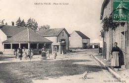 GRAY LA VILLE  Place Du Lavoir - Gray