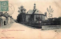 Pays-Bas - Sluis - Edit. Sugg Série 36 N° 8 - Protestantsche Kerk - Sluis