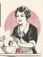 XW // Vintage /  French Old Blotting / Buvard Ancien VIANDOX Liebig Bouillon Liquide Ou Solide - Soups & Sauces