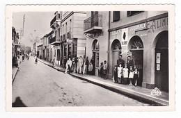 CHERCHELL N°46 Rue Césarée VOIR ZOOM Tabacs Journaux Boulangerie Restaurant PUB Cigarettes GLOBE Enfants VOIR DOS - Other Cities