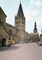 1 AK Germany / NRW * Der Patrokli-Dom Und Die Petri-Kirche In Der Stadt Soest - Die älteste Stadt Deutschlands * - Soest