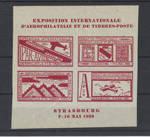 FRANCE.  YT Vignettes Avions  Neuf **   1932 - Sin Clasificación