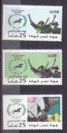 Stamps SUDAN 2017 SUDAN NATIONAL ARMY MNH SET # 52 - Soudan (1954-...)