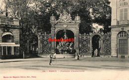 Nancy - Fontaine D'Amphitrite - Nancy