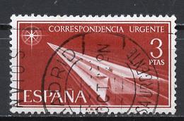 Espagne - Spain - Spanien Exprès 1956-66 Y&T N°LE32 - Michel N°1553 (o) - 3p Flèche De Papier - Correo Urgente