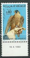 Maroc -  -yvert N° 854  **    Valeur  Neuve Sans Charnière -   Pa 20607 - Marokko (1956-...)