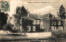 N°2617 Z -cpa Girecourt Sur Durbion -le Château- - Sonstige Gemeinden