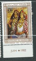 Maroc Yvert N° 927 **    -  Pa 20718 - Marokko (1956-...)