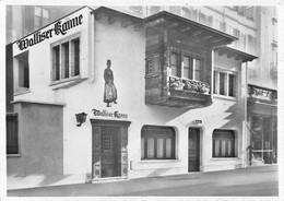Walliser Kanne Luzern Channe Valaisanne (10 X 15 Cm) - LU Lucerne