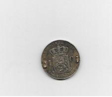 1 Gulden 1982 En Argent A Servie Comme Broche - [ 8] Zilveren En Gouden Munten