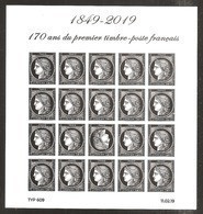 2019 - Bloc Feuillet F 5305 CERES Salon Du Printemps  NEUF** LUXE MNH - Ungebraucht