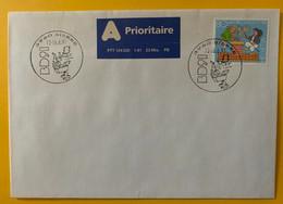 11231 - Enveloppe BD 91 Sierre 13-16.06.1991 - Postmark Collection