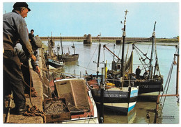 62 - Le Port D'ETAPLES -  Ed. La Cigogne N° 62.318.21 - Etaples
