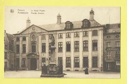 * Antwerpen - Anvers - Antwerp * (Nels, Série 25, Nr 24) Le Musée Plantin, Plantijn Museum, J. Nemsdael, Statue, Old - Antwerpen