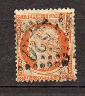 Ceres Dentele Republique Francaise 40c YT 38 - 1870 Besetzung Von Paris
