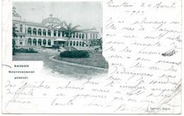 Saïgon - Gouvernement Général En 1909 - Viêt-Nam
