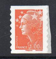 Timbres France Autoadhésif N° 215 Neuf ** - Adhésifs (autocollants)