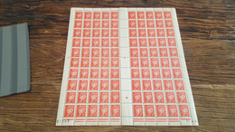 LOT522973 TIMBRE DE FRANCE NEUF**  LUXE  FEUILLE - Full Sheets