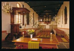Hindeloopen - Ned. Herv. Kerk - Orgel [Z19-0.307 - Zonder Classificatie