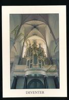 Deventer - Bergkerk - Orgel [Z19-0.913 - Zonder Classificatie