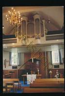St. Nicolaasga - Interieur Herv. Kerk - Orgel [Z19-1.078 - Zonder Classificatie
