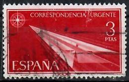 1965 Alegorias Ed 1671 / Sc E23 / YT 32 / Mi 1553 Usado / Used  / Oblitéré / Gestempelt - Correo Urgente