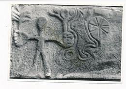 Scultura Avelengo-Hafling - VIII. Secolo - Foto Peter-Merano [Z14-1.285 - Zonder Classificatie