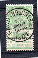 Belgie - Belgique - Gand (Boucherie) - 1893-1900 Thin Beard