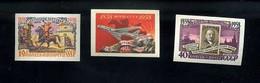 CCCP/URSS/RUSSIE/RUSSIA/ZSRR 1958** MI.2114B+18-19B**,ZAG.2200-02,YVERT... - Nuevos