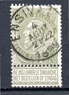 Belgie - Belgique - Ensival - 1893-1900 Thin Beard