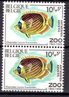 1473 V1** Point Verdâtre Sous La Queue - Neuf Sans Charnières - Abarten (Katalog Luppi)