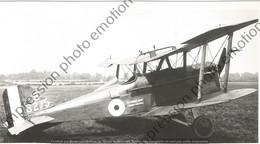 PHOTO AVION RETIRAGE REPRINT    B8275 Royal Aircraft Factory SE.5a RAF - Aviación