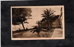 """CPA - CARQUEIRANNE (Var) - Hostellerie Du Beau Rivage - Un Coin Du Jardin : Au Dos Cachet DAGUIN """"DRAGUIGNAN"""" - Carqueiranne"""