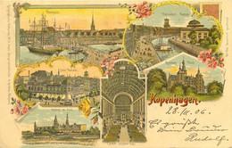 Kopenhagen Börsegasse - ThorValdsen - Dänemark