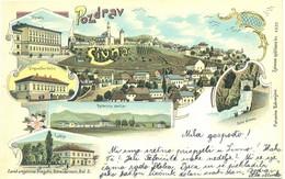 Pozdrav Livna - Bosnien-Herzegowina