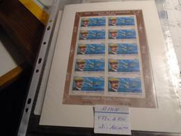 FEUILLET AERIEN  / F N° 73 A   ( Sous Blister Non OUVERT) Cote 2021 = 100 Eur !!!!  A 50%++Recto /Verso - 1960-.... Nuevos