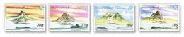 SCOTLAND - SUMMER ISLES - 1998 - Hills Of Assynt-Coigach - Perf 4v Set - Mint, Lightly Hinged - Cinderellas