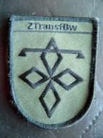 Patch Germany ZTransfBw - Blazoenen (textiel)