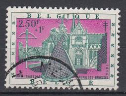 BELGIË - OBP - 1957 - Nr 1043 - Gest/Obl/Us - Usati