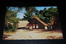 21432-             SURINAME, DORP AAN DE LAWA-RIVIER - Surinam