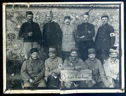 Photo Originale Potred Lanhuon -- Les Gars De Lannion  AVR20-31 - Oorlog, Militair