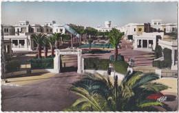 Pf. CASABLANCA. Entrée Principale De L'Hôpital Militaire. 1000 - Casablanca