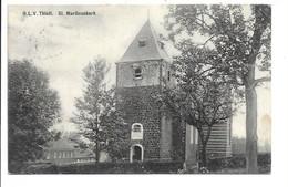 O.L.V. Tielt - St. Martinuskerk. - Tielt-Winge